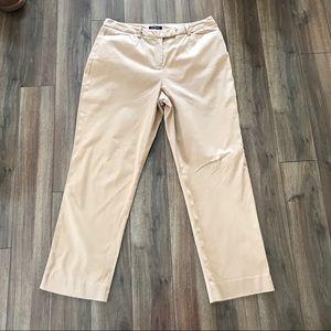 Jones New York khaki pants